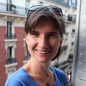 Экскурсовод в Париже Оксана Ермолова