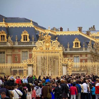 Групповая экскурсия в Версаль из Парижа на русском языке с гидом