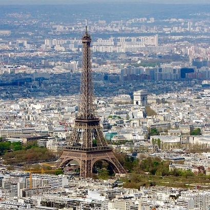 Экскурсия по Парижу + Монмартр