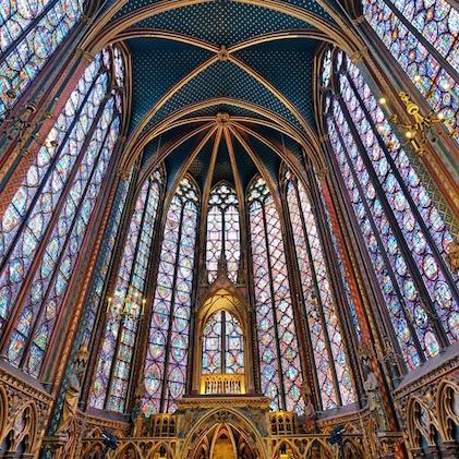 Средневековый Париж: Норт-Дам, Сен-Северен, Сент-Шапель, Консьержери