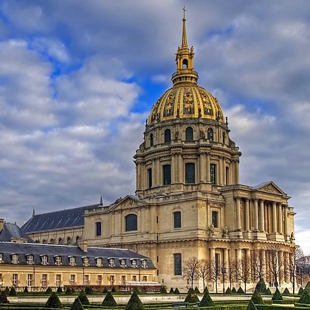 Дом Инвалидов и Париж Наполеона