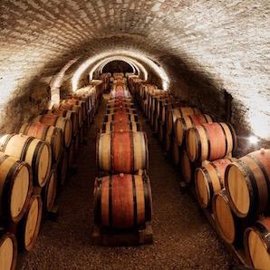 Подвалы семейной винодельни