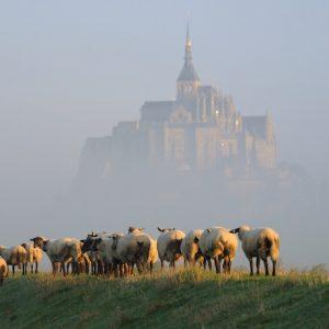 Нормандия и Мон-Сен-Мишель