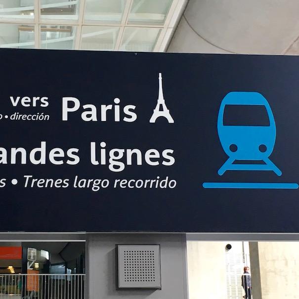 Трансфер из аэропорта в Париже